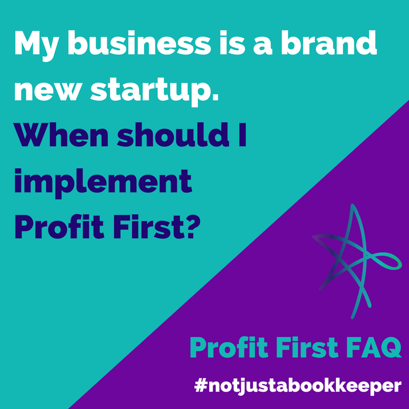 profit first melbourne australia start up business