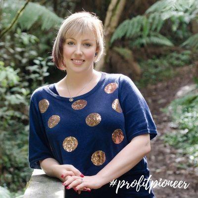 Laura Elkaslassy profit pioneer